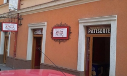 Cofetaria Krotz Timisoara:Cofetaria Krotz, Torturi de nunta, botez, aniversari, produse de cofetarie si patiserie