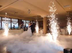 Fireshow Timisoara:Fireshow, Focuri de artificii, gheata carbonica, fum, aranjamente sali
