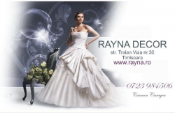 Rayna Decor Timisoara:Rayna Decor, Agentie organizare evenimente